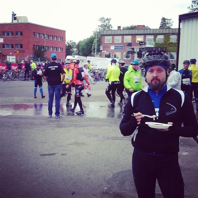 Frukost i Jönköping vid femsnåret